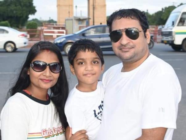 Support Pankaj Singh Family