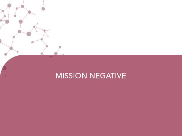 MISSION NEGATIVE
