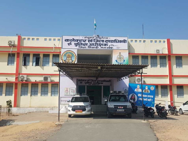 Covid-19 help for Red Cross Society, Niwadi (MP)