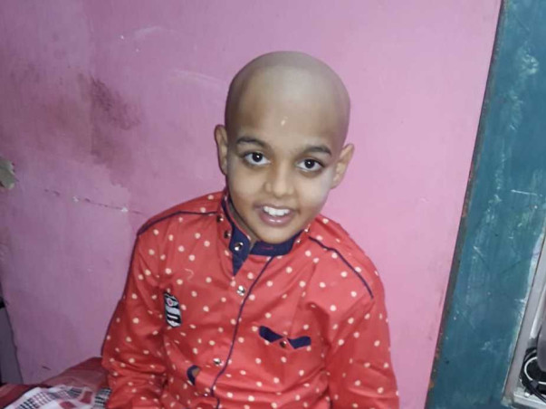 Please help Mohammed Rayan fight cancer.
