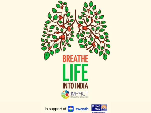 PIIMA Singapore 'Breathe Life Into India'