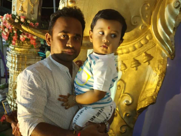 Support Education for Late Rajesh Behera's 3 yrs Old Son