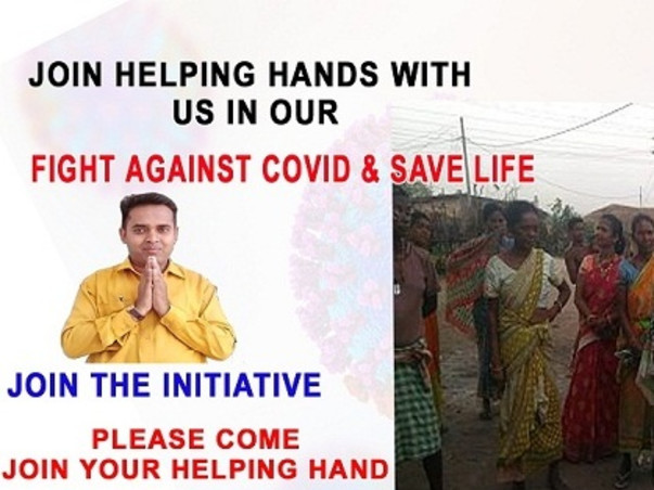 Join Hands To Fight Against COVID & Save the LIFE