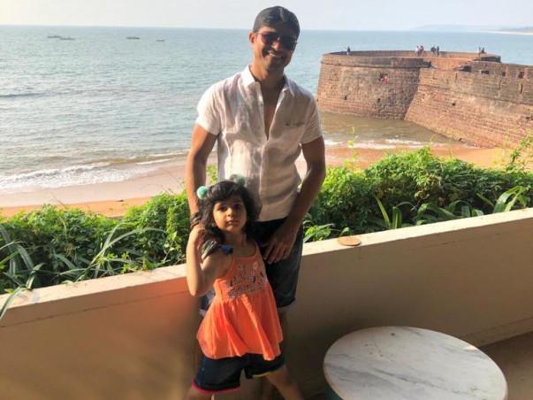 In Memory Of Aman Rastogi: Scholarship Fund For His Daughter