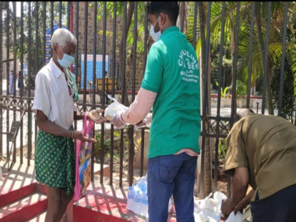 Immediate COVID-19 relief for vulnerable children in India