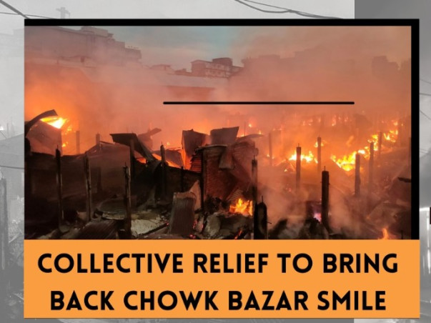 Help The Cultural Capital Of Assam- Tezpur Smile Again