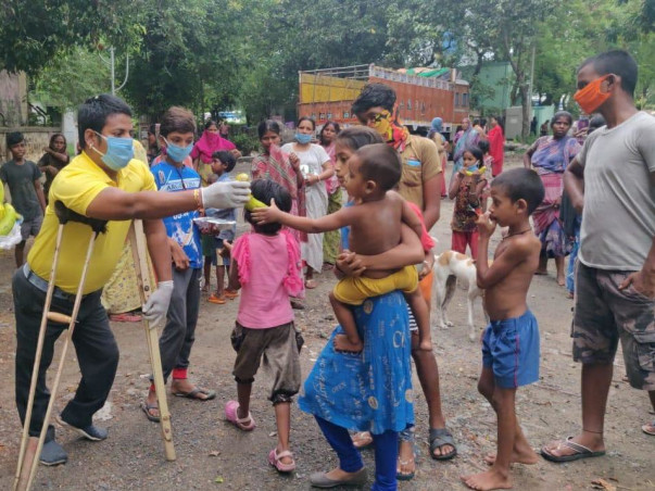 Support MITTI Cafe's outreach for people hit by COVID -19 pandemic