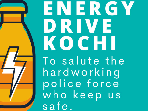 Energy Drive - Salute to the Police Force