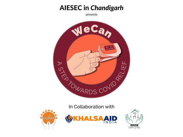 WeCan Fundraiser: A Step towards Covid relief