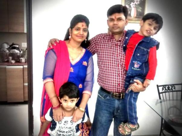 Help Amit Saxena's family