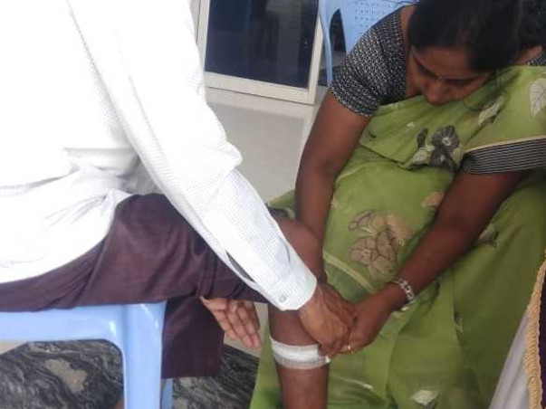 join hands to help the needy get through pandemic