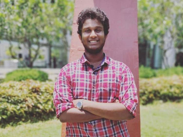 Help Sakthi Fight The Aftermath Of Covid!