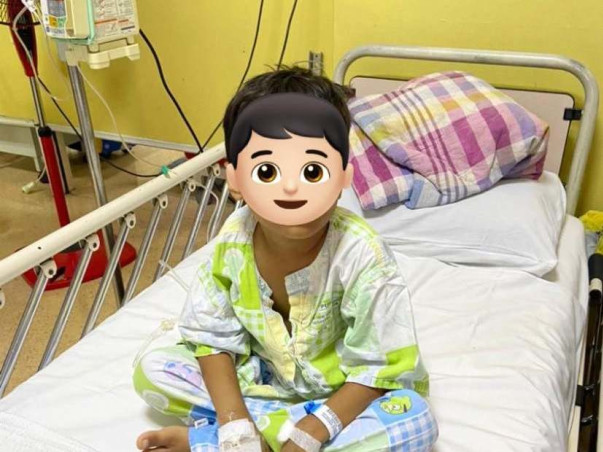 Support Roya fight/recover from Diagnosed with leukaemia