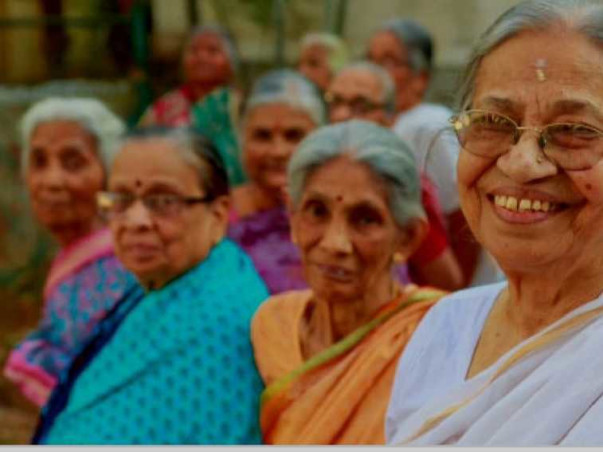 Help Old Age Home