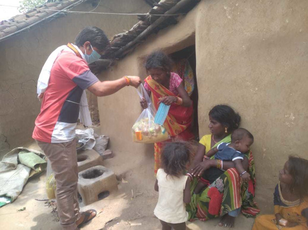 Help us feed Covid Impacted Rural Families