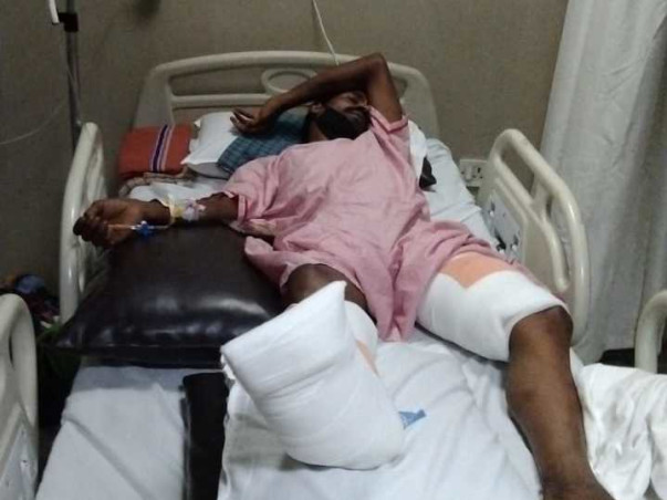 Help Govind to save his life
