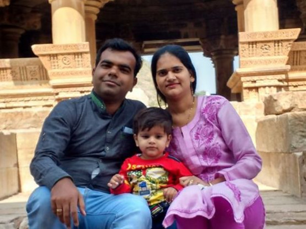Help & Support with an open heart to Mitesh Shah's Family!
