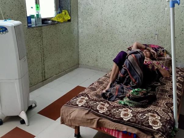 Support Kanodar Village Covid Center (Husain Tekri)