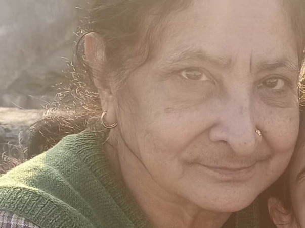 Help a 68 year old widow get shelter and food during pandemic