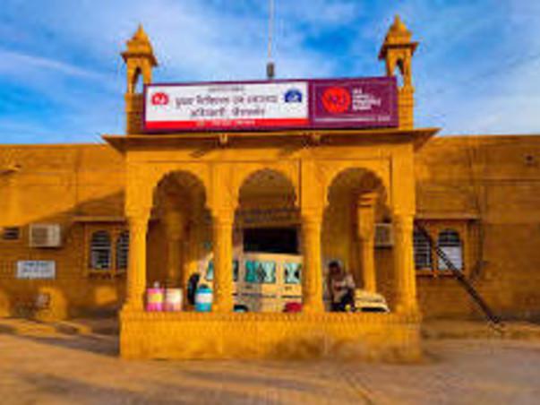 Help Jaisalmer defeat Covid