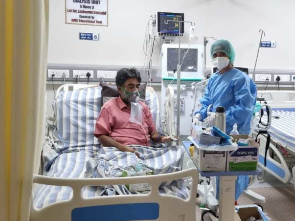 BMS Hospital Covid Relief Fund