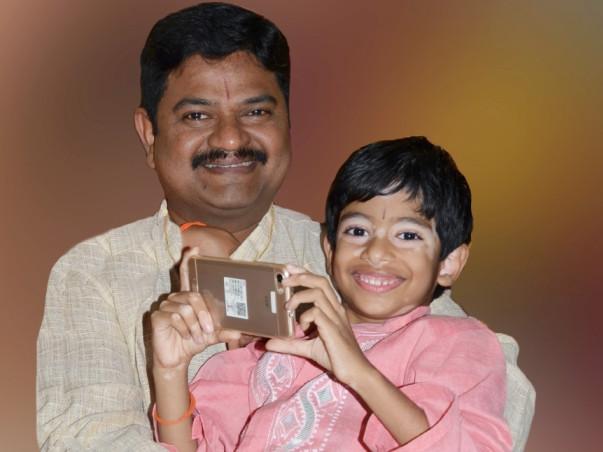 For Venkat Velaga son's treatment & Education