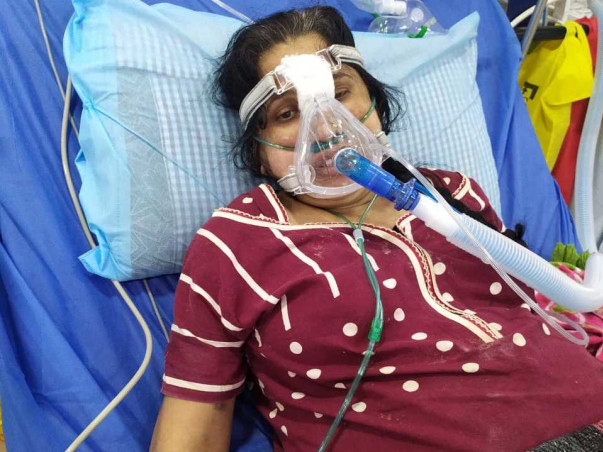 Saundarya patil's family is going through covid and fungal infection