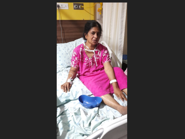 Support Savithri recover from brain surgery