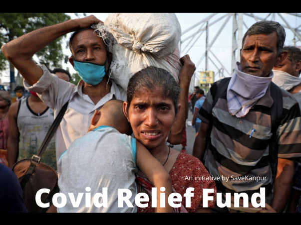 COVID RELIEF FUND - Saving lives & feeding people amid the Second Wave