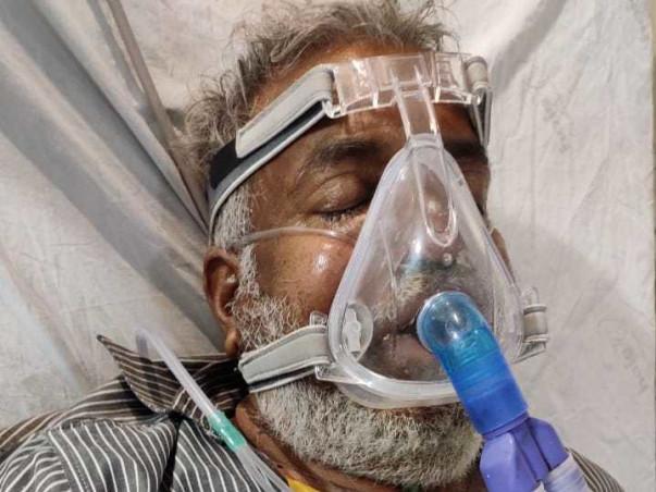 Help My Father Damodar Mehta Fight Corona.