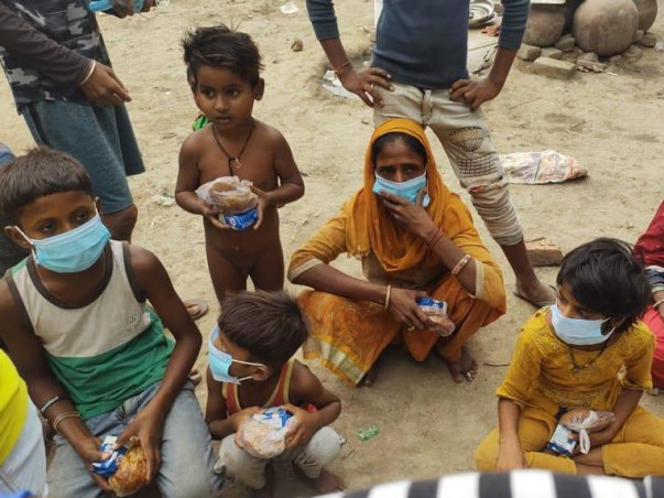 Help India's Most Vulnerable through CoVID Crisis