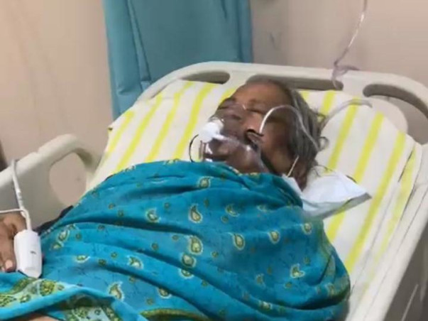 Support Vijaya Lakshmi To Recover From Covid-19 And From Lung Infection