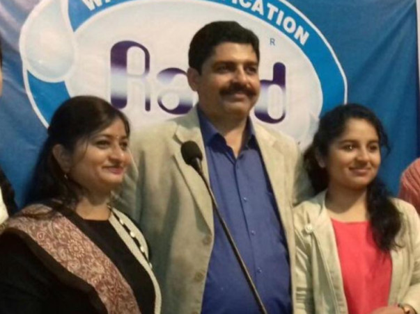 Fundraising for Sudeep Kapoor's Family