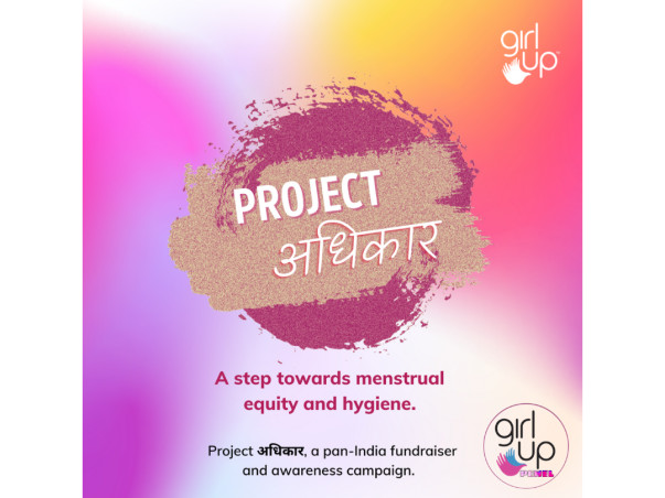 Help women to lead a happy menstruating life by Girl Up PEHEL