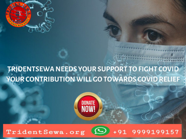 Support For Free Hospital In Jamshedpur & Samastipur For Covid Relief