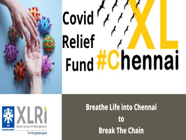 Help TN Breathe: XLRI Covid Relief Fund