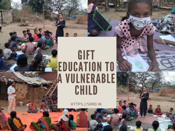 Gift education to a Vulnerable Child