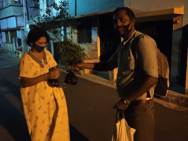 Food For All-By Team Din-Asha-A Ray of Hope
