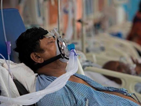 Support Harsh raj  fight/recover from Coid-19 and lung problem