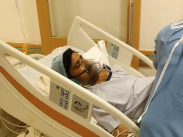 Support Krishna Kumar Singh Recover From Liver Cirrhosis