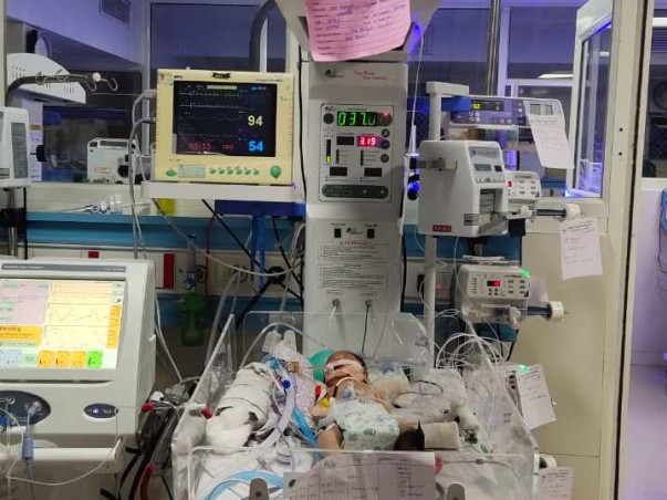Help my daughter fight Fits disease and Low Blood Pressure