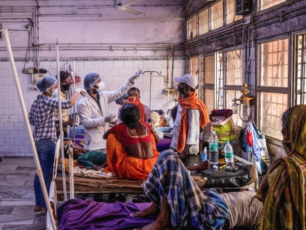 A Global Fundraiser To Support Covid Patients In Rural India