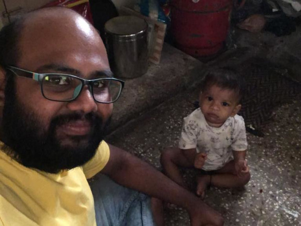 29 Years old Ajay has lost both his parents, he is covid +ve need help