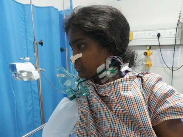 Help Naga Lakshmi fight Chronic Liver Disease