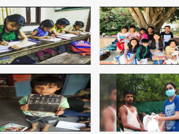 Help India to Recovery Fast  Donate a Rupee who are in Needy
