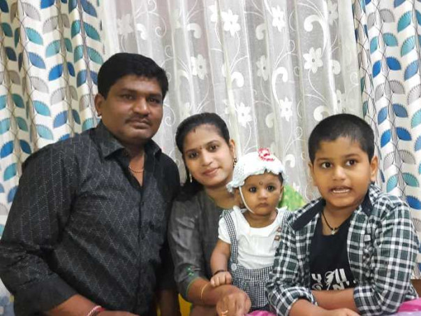 Help Banda Tirupati's Family