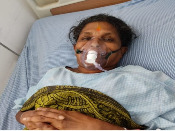 Help My Mother To Recover From Heart & Lungs Infection