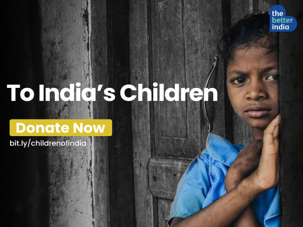 To India's Children: Join Hands to Help Children Fight COVID-19