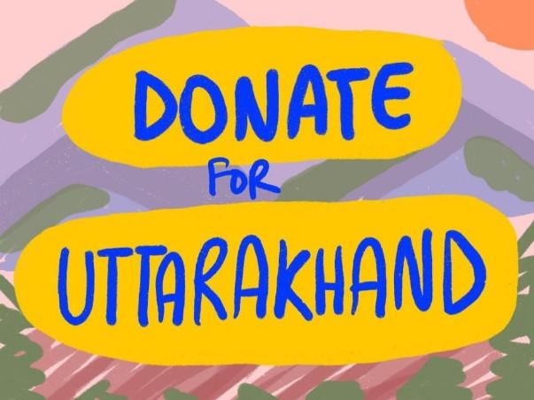 Uttarakhand Covid relief