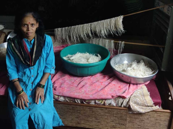 HELP POLIO AFFECTED SUVARNA SURVIVE THE PANDEMIC